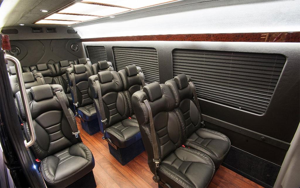 Corporate Shuttles Amp Airport Shuttle Service Star